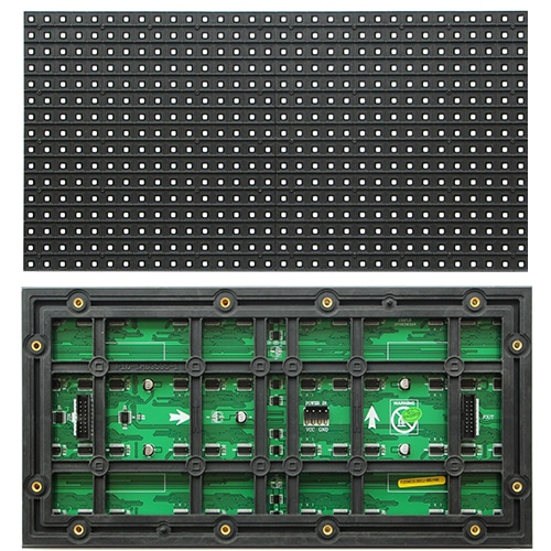 P10 outdoor led module 320mm*160mm