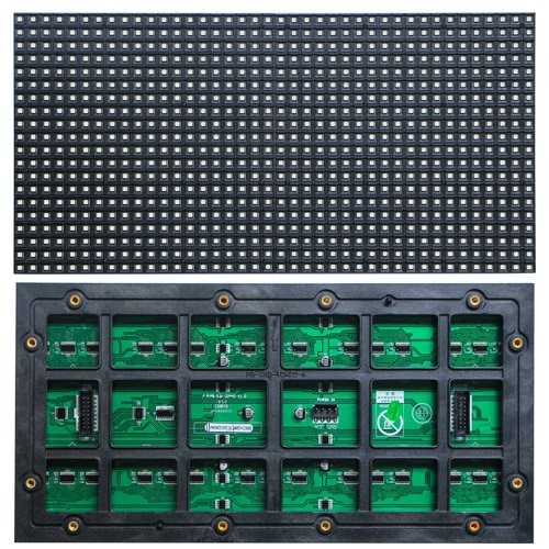 P8 outdoor led module 320mm*160mm