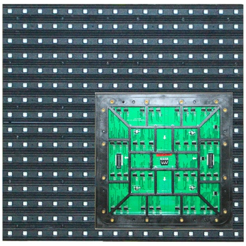 P16 outdoor led module 256mm*256mm