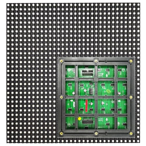 P6 outdoor led module 192mm*192mm