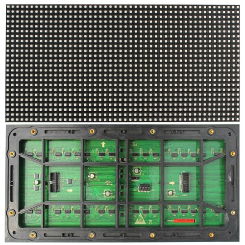 P6.67 outdoor led module 320mm*160mm